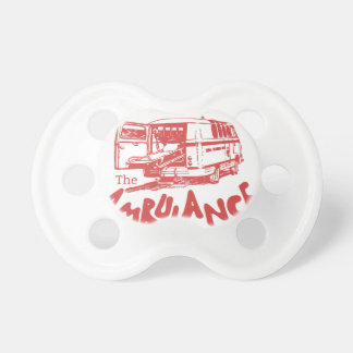 paramedic office baby pacifiers