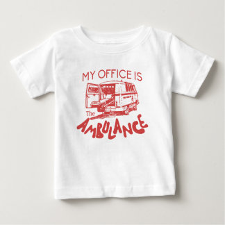 paramedic office baby T-Shirt
