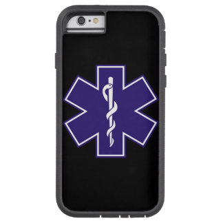 Paramedic Symbol Tough Xtreme iPhone 6 Case