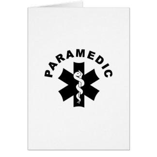 Paramedic Theme Card