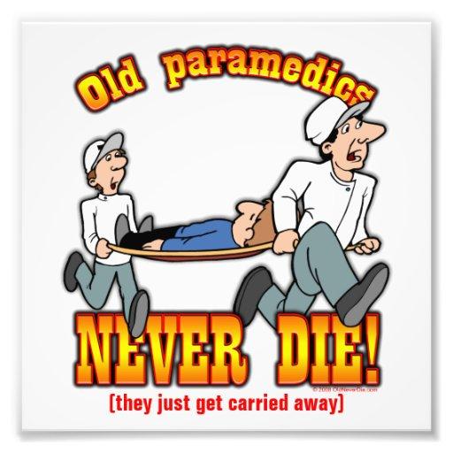 Paramedics Photo Art