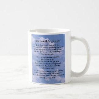 paramedics prayer mug