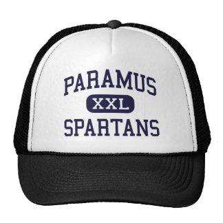 Paramus - Spartans - High - Paramus New Jersey Trucker Hat