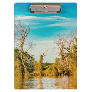 Parana River, San Nicolas, Argentina Clipboard