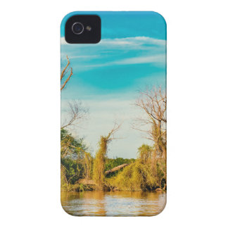 Parana River, San Nicolas, Argentina iPhone 4 Case-Mate Case
