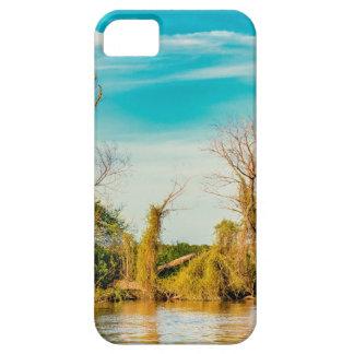 Parana River, San Nicolas, Argentina iPhone 5 Case