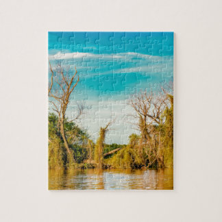 Parana River, San Nicolas, Argentina Jigsaw Puzzle