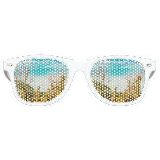Parana River, San Nicolas, Argentina Retro Sunglasses