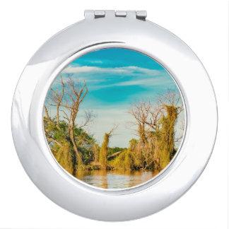 Parana River, San Nicolas, Argentina Travel Mirrors