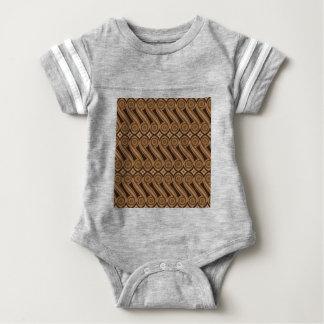 Parang's Batik Baby Bodysuit
