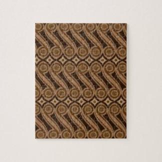 Parang's Batik Puzzles
