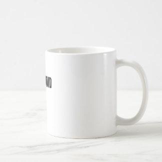Paranoid Coffee Mug