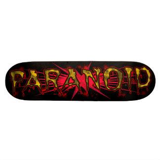 Paranoid Skate Decks