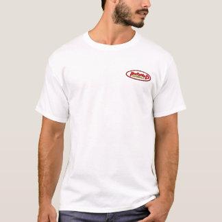 paranoid team shirt