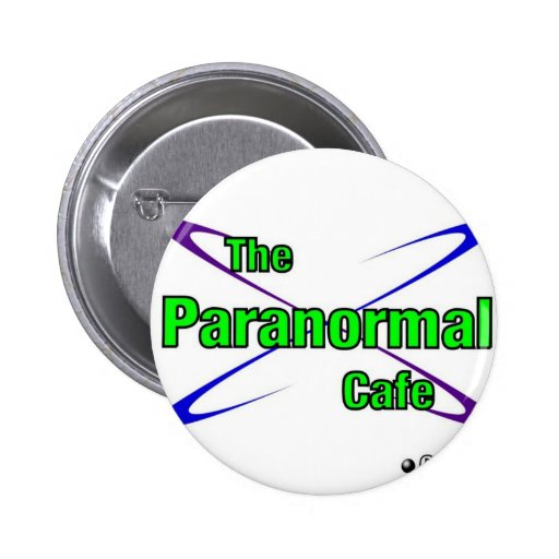 Paranormal Cafe Pins