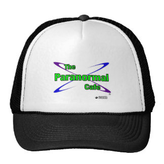 Paranormal Cafe Hats