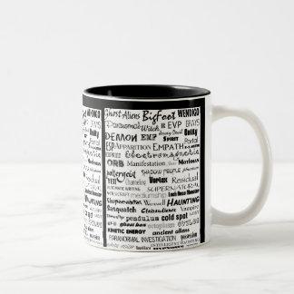 Paranormal Coffee Mug