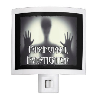 Paranormal Investigator Ghost Night Light