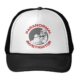 Paranormal Investigator Hat
