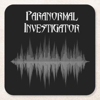Paranormal Investigator Soundwave Coasters