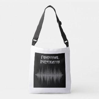 Paranormal Investigator Soundwave crossover bag