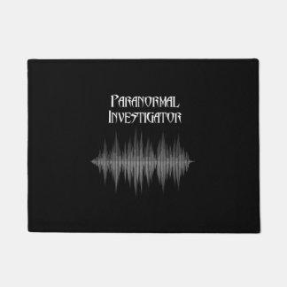 Paranormal Investigator Soundwave Doormat