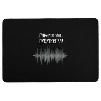 Paranormal Investigator Soundwave Floor Mat