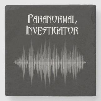 Paranormal Investigator Soundwave Marble Coaster