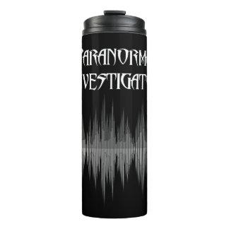 Paranormal Investigator Soundwave Thermal Tumbler