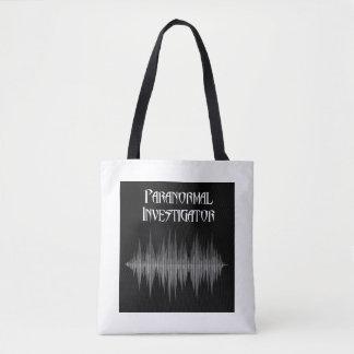 Paranormal Investigator Soundwave Tote