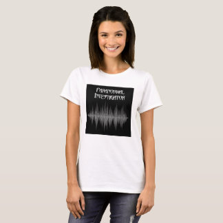 Paranormal Investigator Soundwave Women's T Shirt