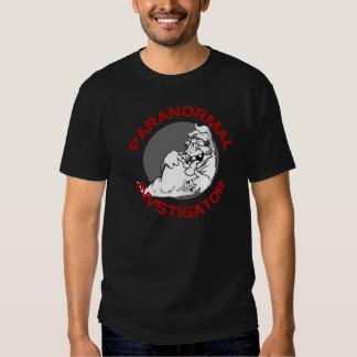 Paranormal Investigator T Shirt