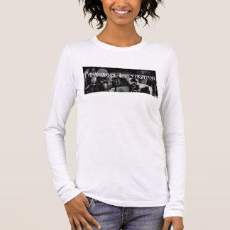 Paranormal Investigator Women's Long sleeve T Long Sleeve T-Shirt