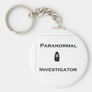 Paranormal Keychain