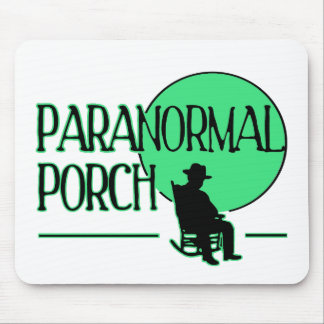 Paranormal Porch Official Gear! Mouse Pad