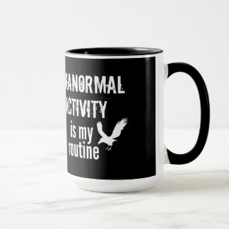 Paranormal Routine 15oz mug