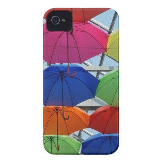 parapluie coloré coques iPhone 4