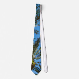 Parapluie de palmiers cravate