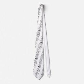 Parapluie-Noir Cravate