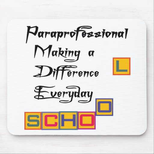 national paraprofessional appreciation | just b.CAUSE