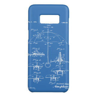 Parasol - Beulah Louise Henry, Inventor Case-Mate Samsung Galaxy S8 Case