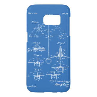 Parasol - Beulah Louise Henry, Inventor Samsung Galaxy S7 Case