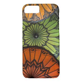 parasols for sale, bagan, myanmar iPhone 8/7 case
