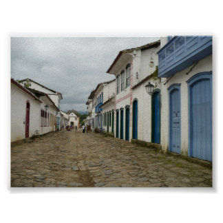 Paraty Poster