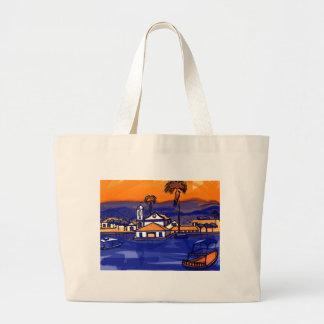 Paraty - Rio De Janeiro - Brazil Large Tote Bag