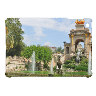 Parc de la Ciutadella in Barcelona iPad Mini Covers