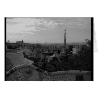 Parc Guell, Barcelona Card