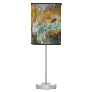 Parc Guell Lizard in Barcelona Spain Table Lamp