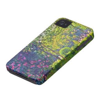 Parc Monceau Claude Monet Case-Mate iPhone 4 Cases