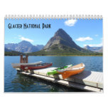 Parc national 2016 de glacier calendrier